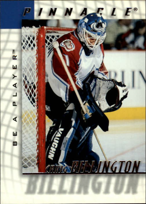 1997-98 Be A Player #138 Craig Billington