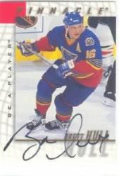 1997-98 Be A Player Autographs #15 Brett Hull SP