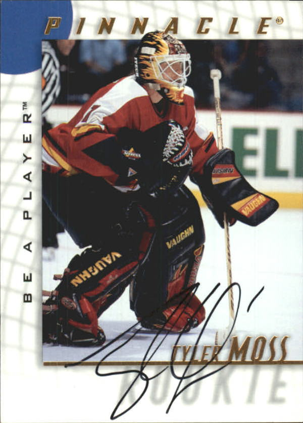 1997-98 Be A Player Autographs #230 Tyler Moss
