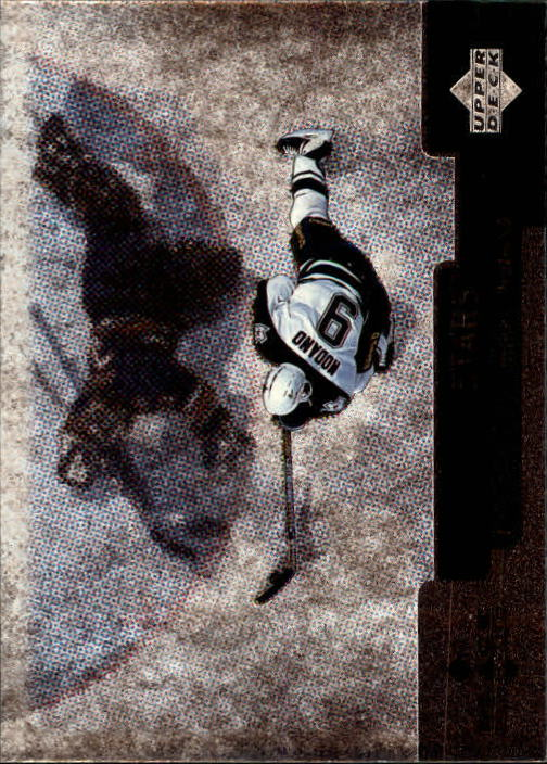 1997-98 Black Diamond #80 Mike Modano