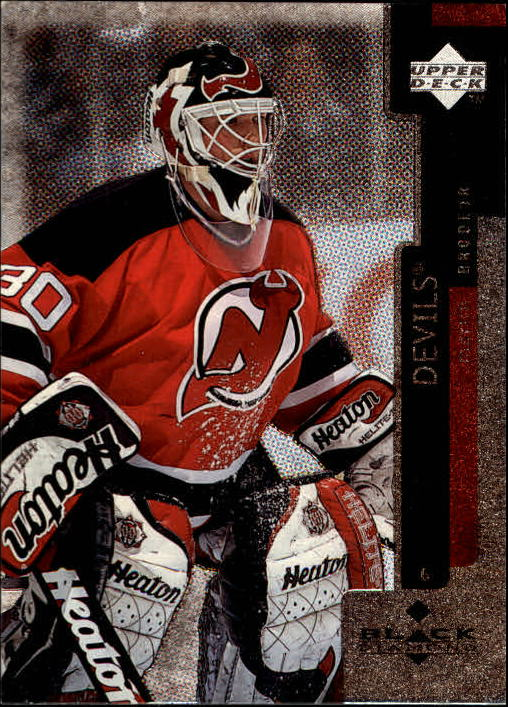 1997-98 Black Diamond #122 Martin Brodeur