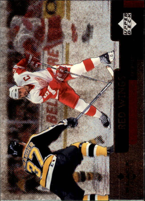1997-98 Black Diamond #123 Steve Yzerman