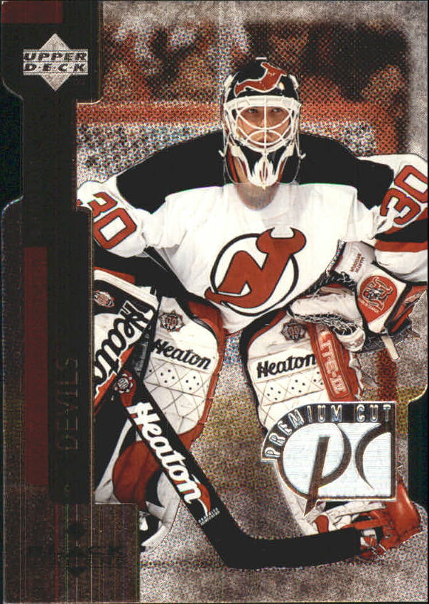 1997-98 Black Diamond Premium Cut #PC24 Martin Brodeur