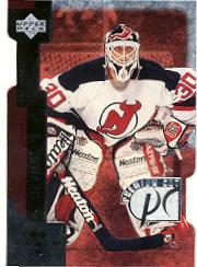 1997-98 Black Diamond Premium Cut Double Diamond #PC24 Martin Brodeur