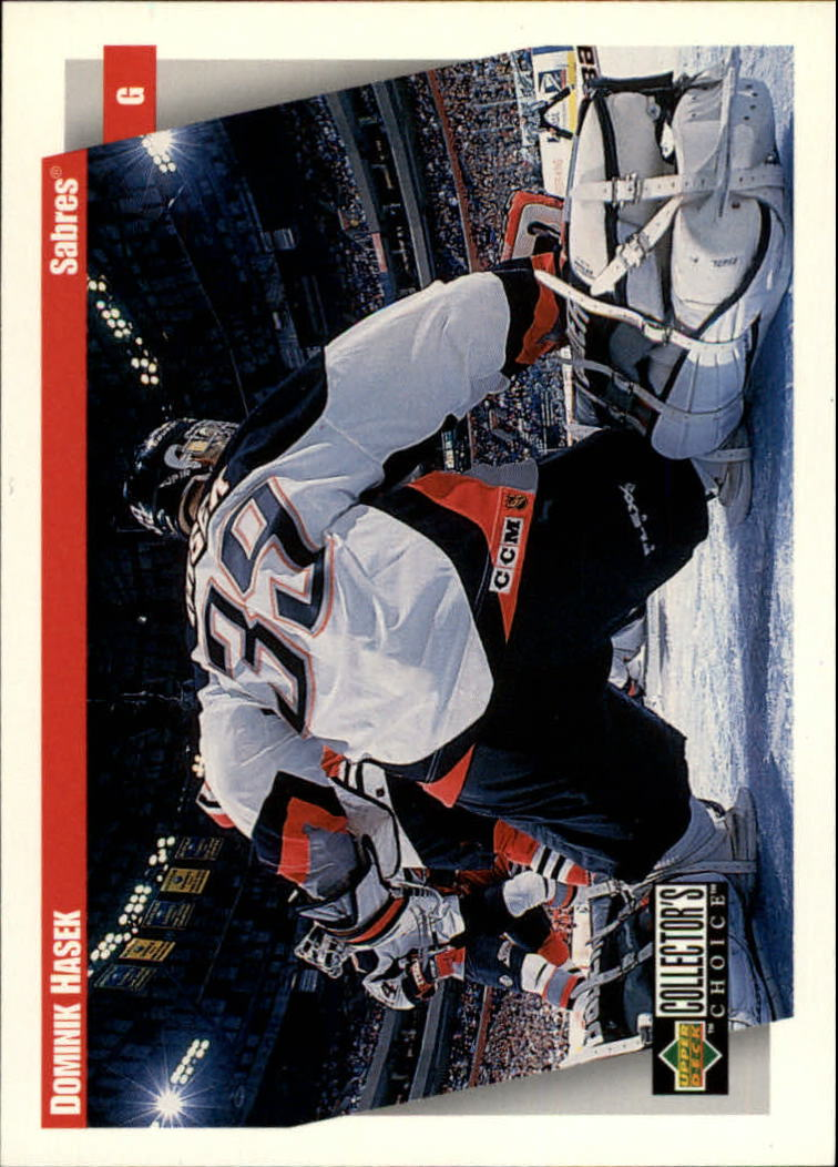 1997-98 Collector's Choice #22 Dominik Hasek