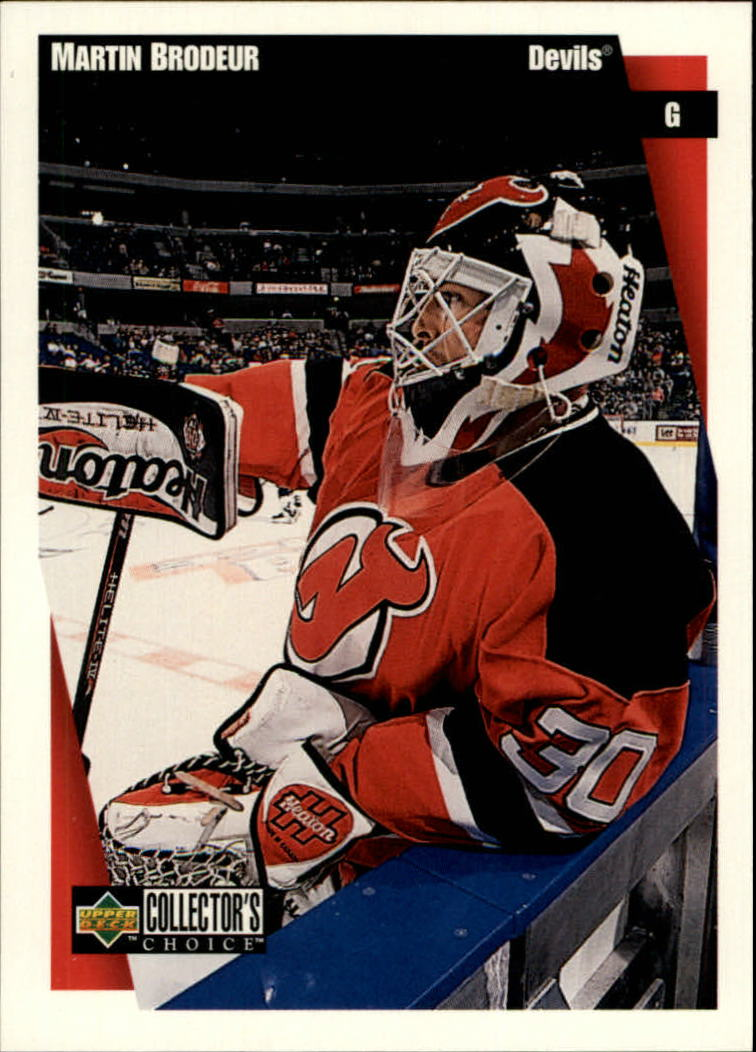 1997-98 Collector's Choice #141 Martin Brodeur