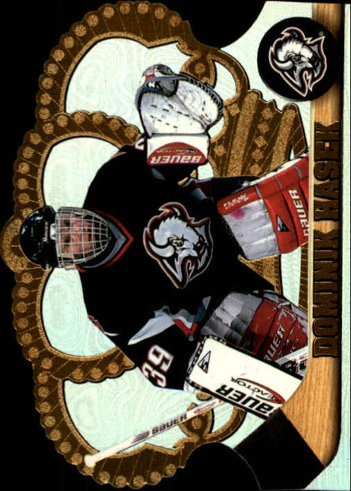 1997-98 Crown Royale #14 Dominik Hasek