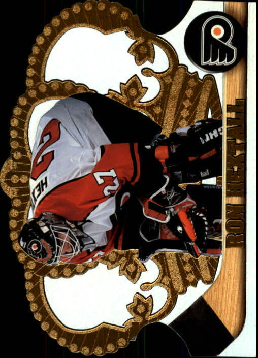 1997-98 Crown Royale #97 Ron Hextall