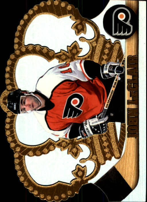 1997-98 Crown Royale #98 John LeClair