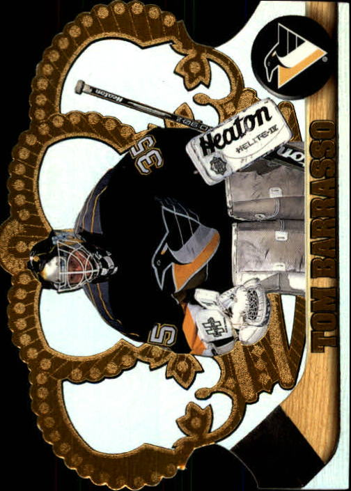 1997-98 Crown Royale #108 Tom Barrasso