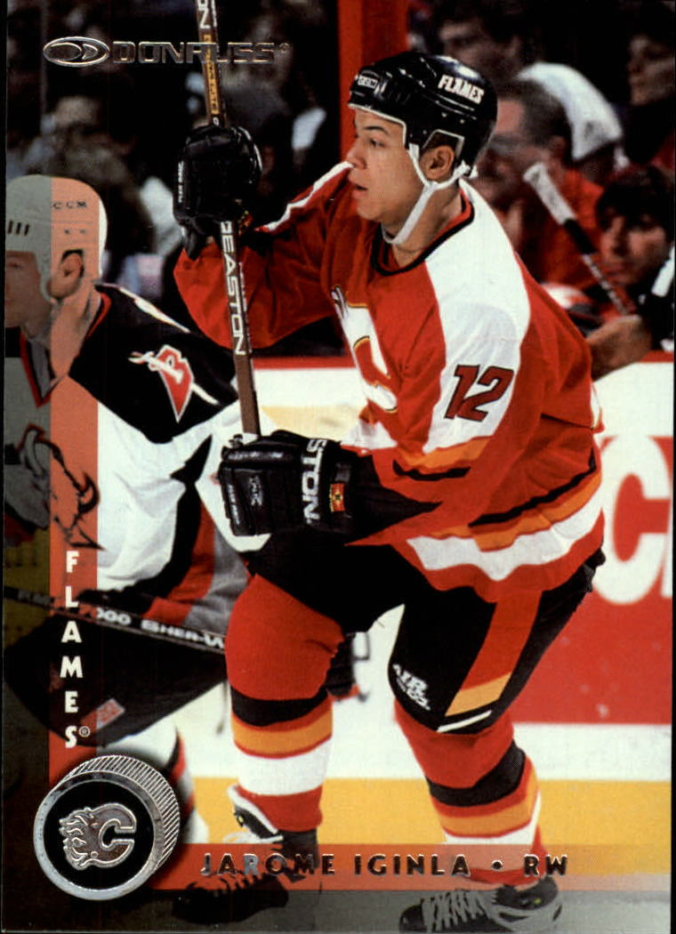 1997-98 Donruss #14 Jarome Iginla