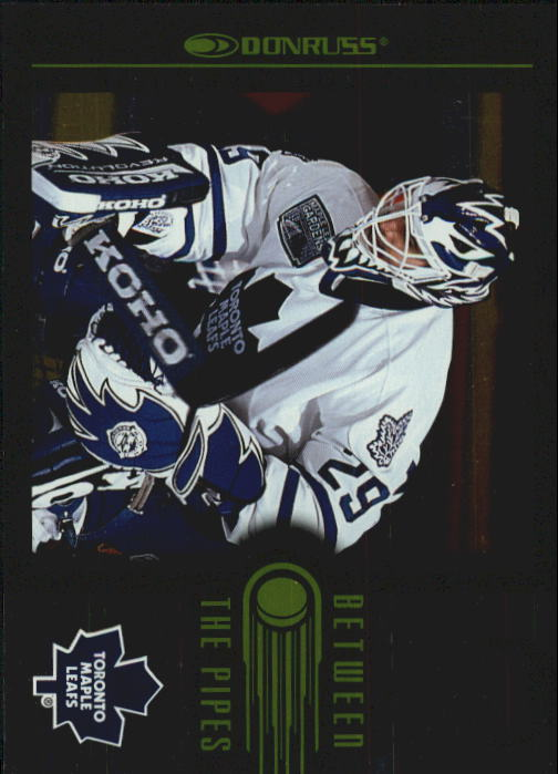 1997-98 Donruss Between the Pipes #9 Felix Potvin