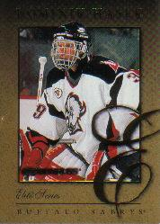 1997-98 Donruss Elite Inserts #11 Dominik Hasek