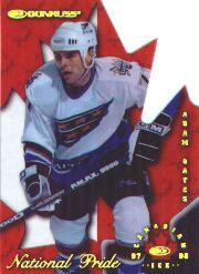 1997-98 Donruss Canadian Ice National Pride #7 Adam Oates