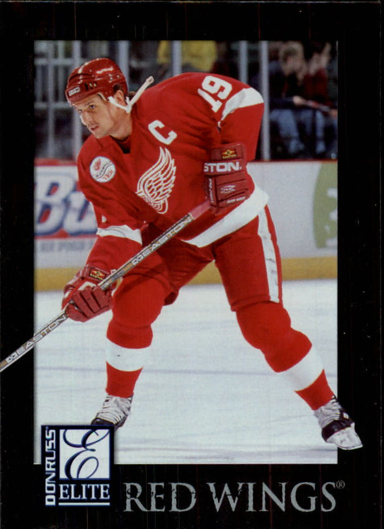 1997-98 Donruss Elite #15 Steve Yzerman