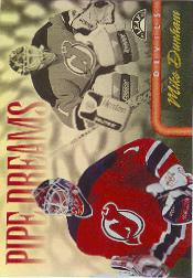 1997-98 Leaf Pipe Dreams #16 Mike Dunham