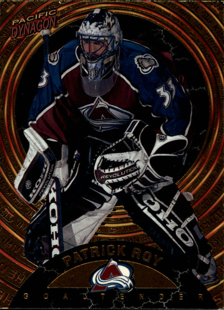 1997-98 Pacific Dynagon Kings of the NHL #3 Patrick Roy