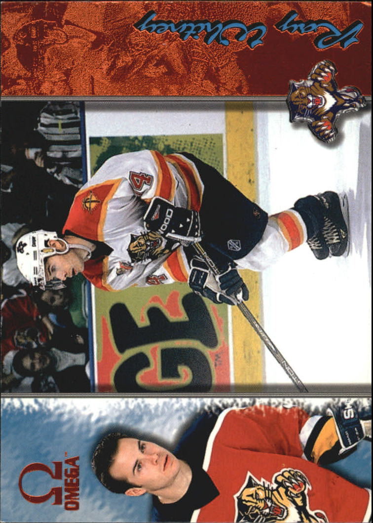 1997-98 Pacific Omega Copper #105 Ray Whitney