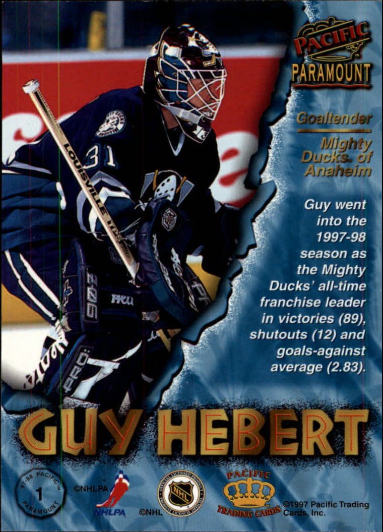 1997-98-Paramount-Hockey-Cards-Pick-From-List thumbnail 3