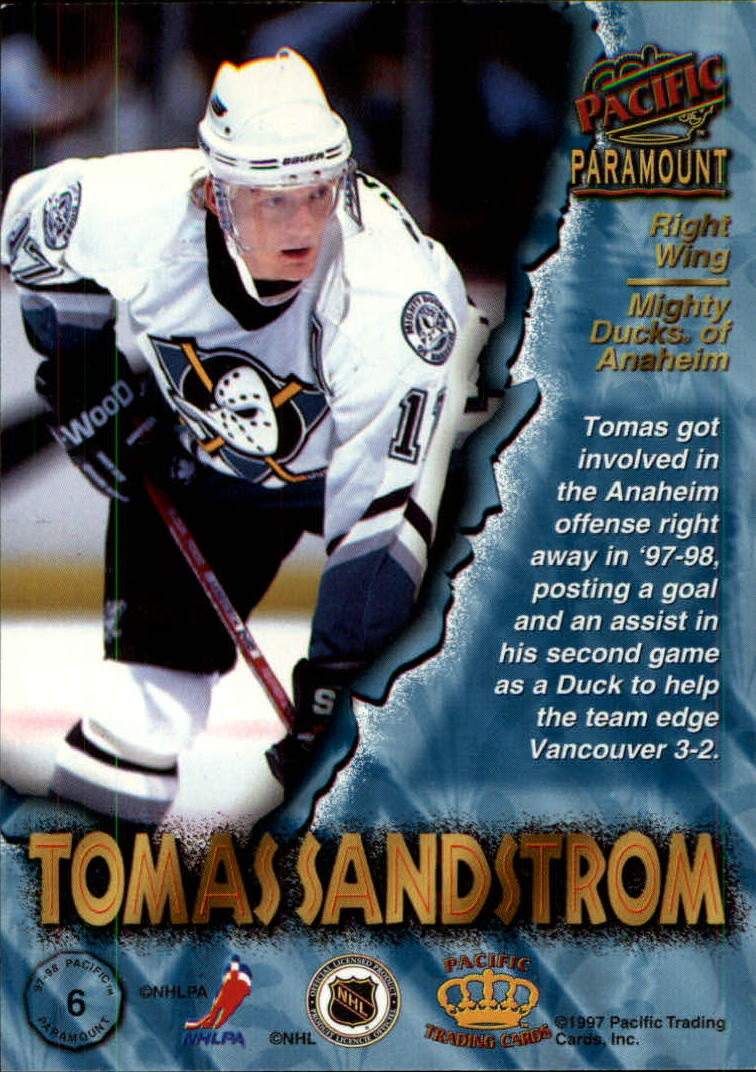1997-98-Paramount-Hockey-Cards-Pick-From-List thumbnail 13