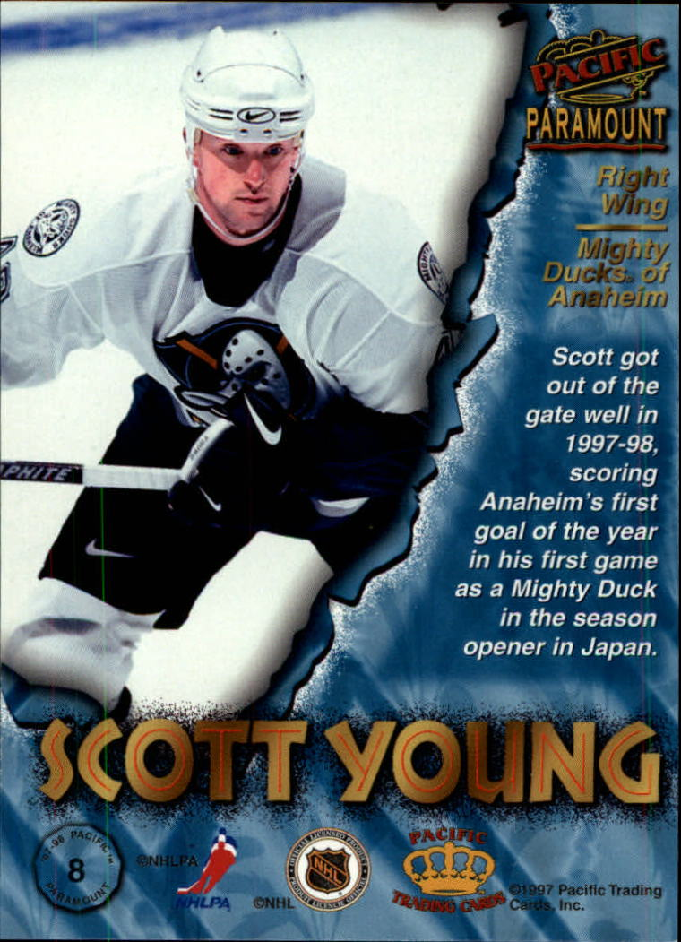 1997-98-Paramount-Hockey-Cards-Pick-From-List thumbnail 17