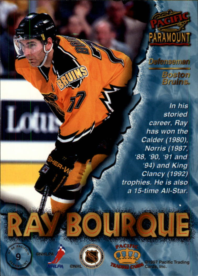 1997-98-Paramount-Hockey-Cards-Pick-From-List thumbnail 19
