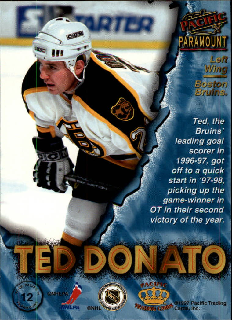 1997-98-Paramount-Hockey-Cards-Pick-From-List thumbnail 25