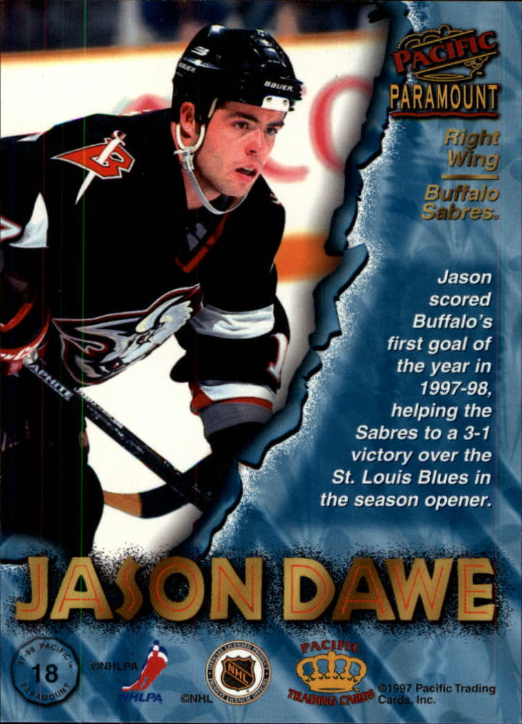 1997-98-Paramount-Hockey-Cards-Pick-From-List thumbnail 35