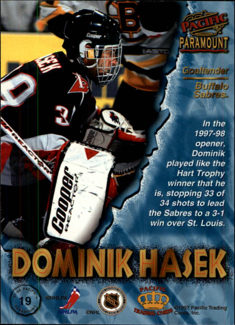 1997-98-Paramount-Hockey-Cards-Pick-From-List thumbnail 37