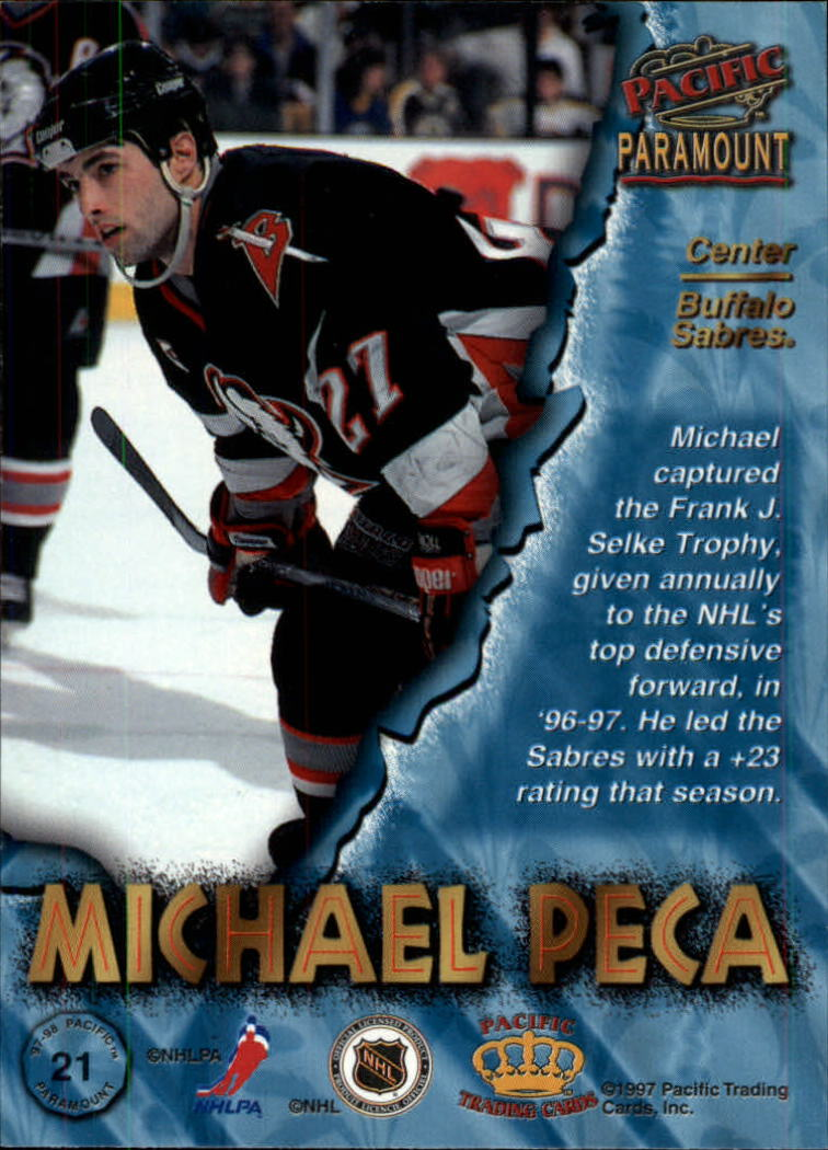 1997-98-Paramount-Hockey-Cards-Pick-From-List thumbnail 41