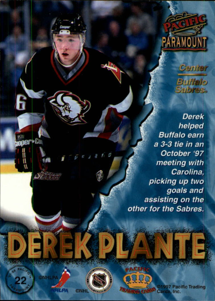 1997-98-Paramount-Hockey-Cards-Pick-From-List thumbnail 43