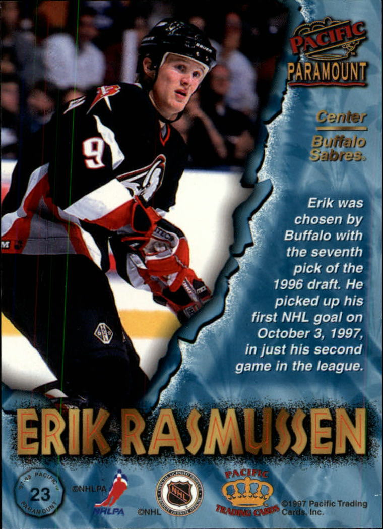 1997-98-Paramount-Hockey-Cards-Pick-From-List thumbnail 45