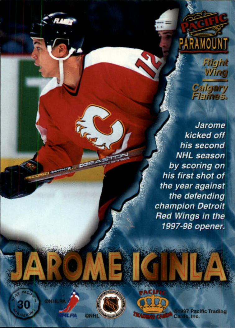 1997-98-Paramount-Hockey-Cards-Pick-From-List thumbnail 59