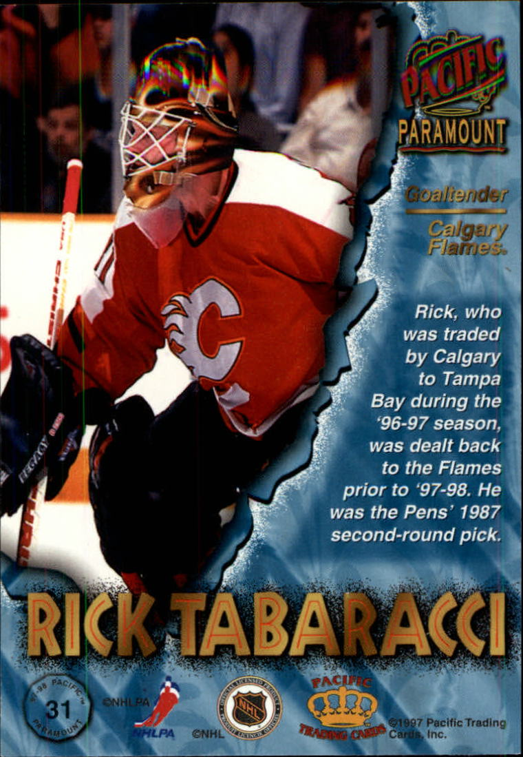 1997-98-Paramount-Hockey-Cards-Pick-From-List thumbnail 61