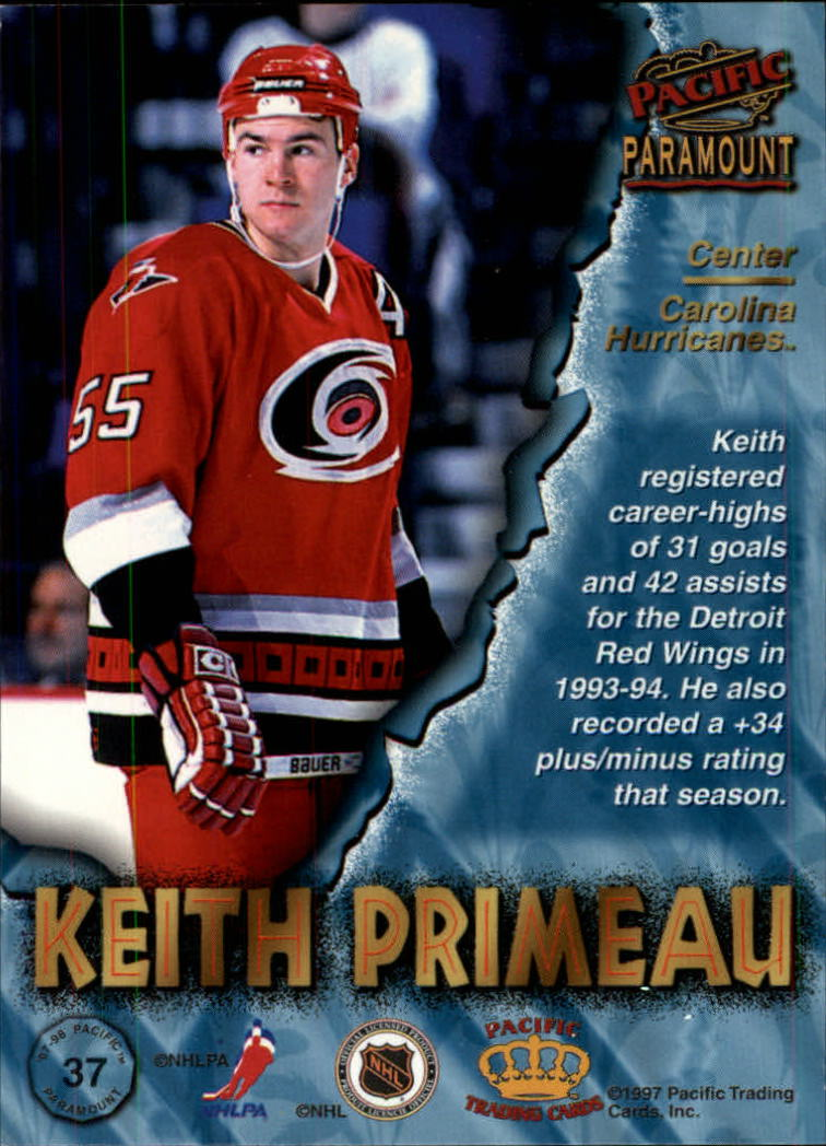 1997-98-Paramount-Hockey-Cards-Pick-From-List thumbnail 73