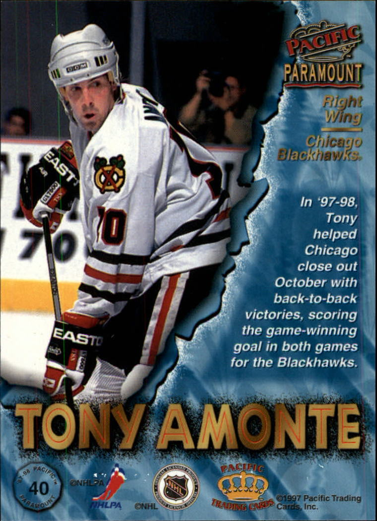 1997-98-Paramount-Hockey-Cards-Pick-From-List thumbnail 79
