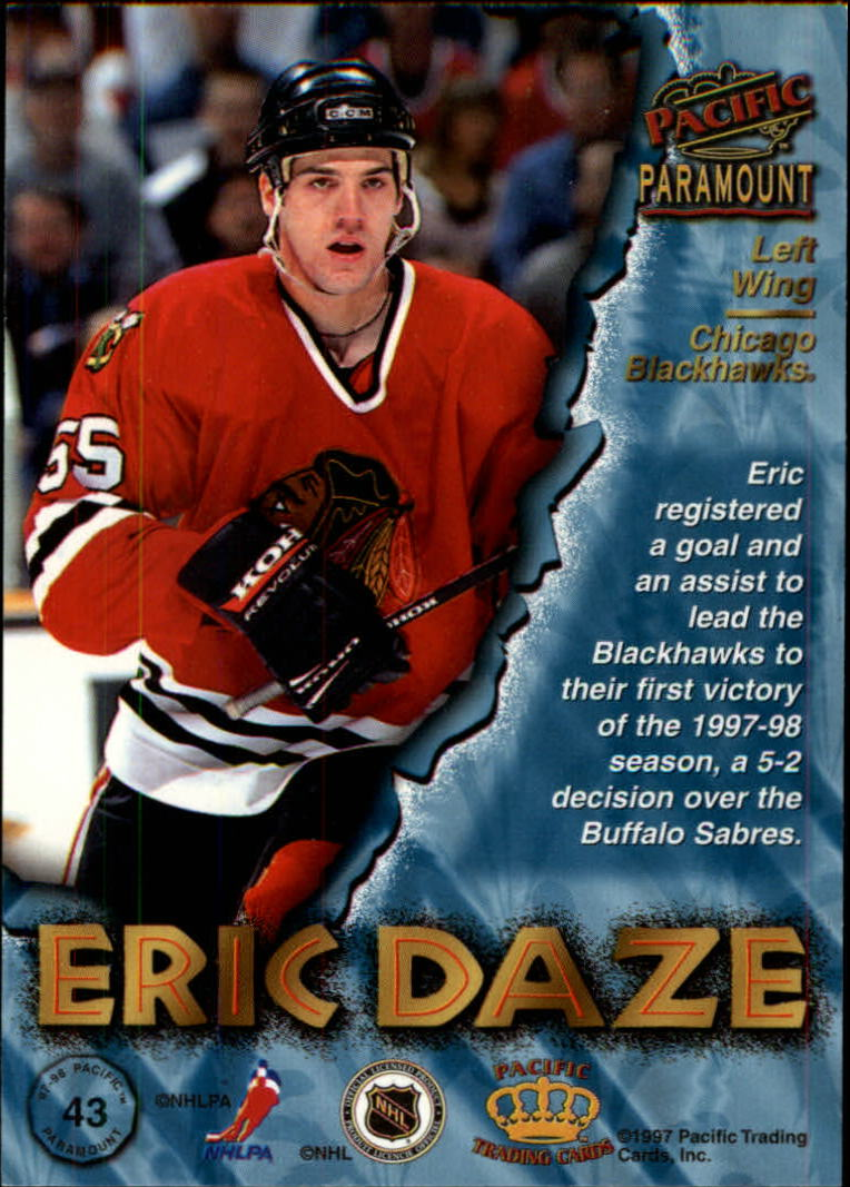1997-98-Paramount-Hockey-Cards-Pick-From-List thumbnail 85