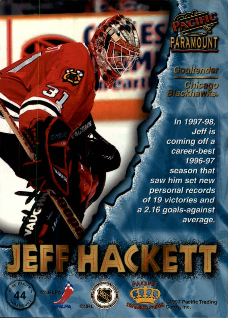 1997-98-Paramount-Hockey-Cards-Pick-From-List thumbnail 87