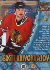 1997-98-Paramount-Hockey-Cards-Pick-From-List thumbnail 89