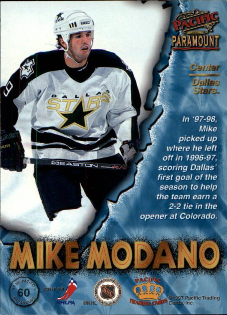 1997-98-Paramount-Hockey-Cards-Pick-From-List thumbnail 117