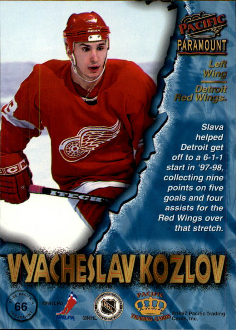 1997-98-Paramount-Hockey-Cards-Pick-From-List thumbnail 129