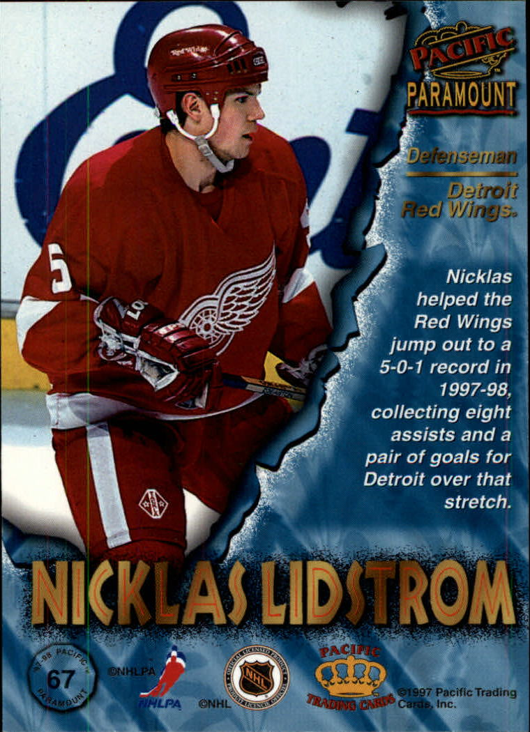1997-98-Paramount-Hockey-Cards-Pick-From-List thumbnail 131