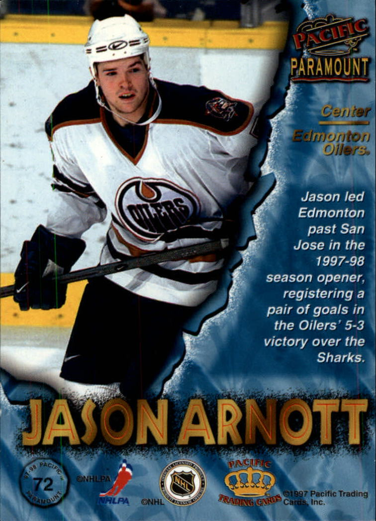 1997-98-Paramount-Hockey-Cards-Pick-From-List thumbnail 141