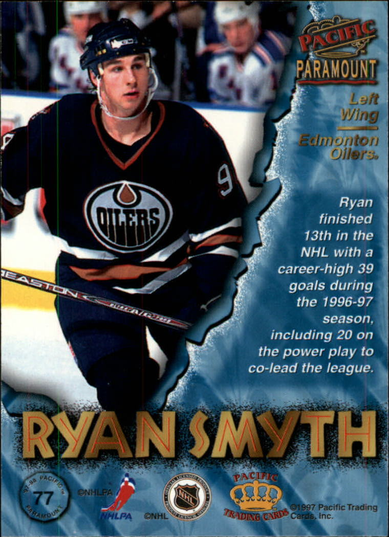 1997-98-Paramount-Hockey-Cards-Pick-From-List thumbnail 151