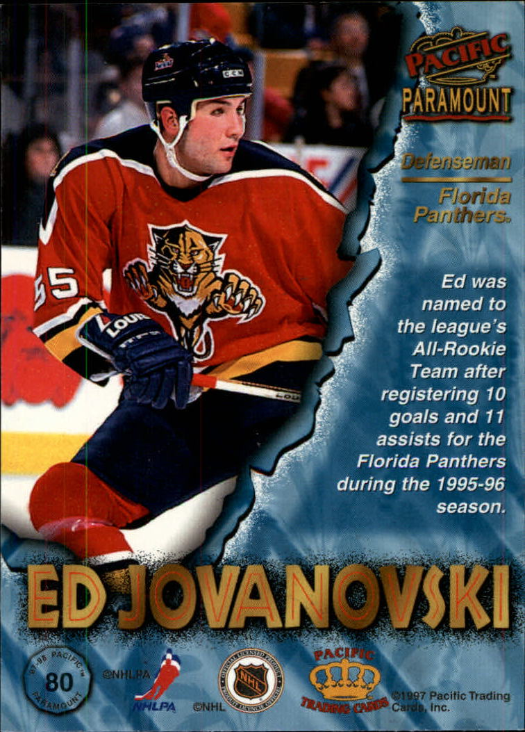 1997-98-Paramount-Hockey-Cards-Pick-From-List thumbnail 157