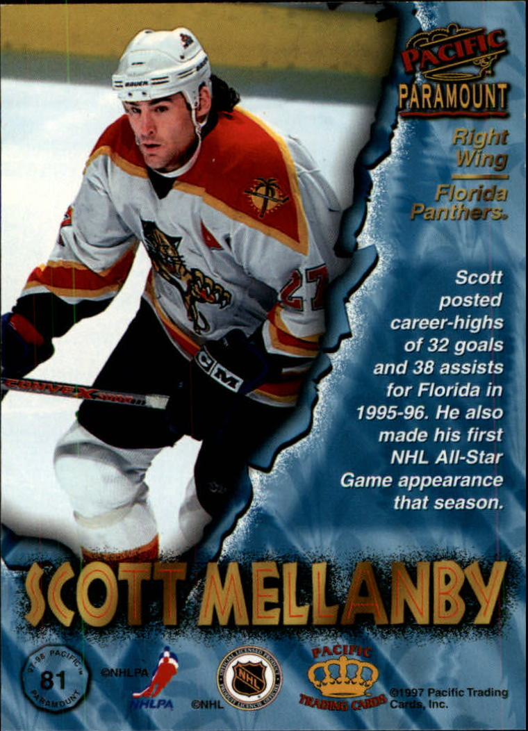 1997-98-Paramount-Hockey-Cards-Pick-From-List thumbnail 159