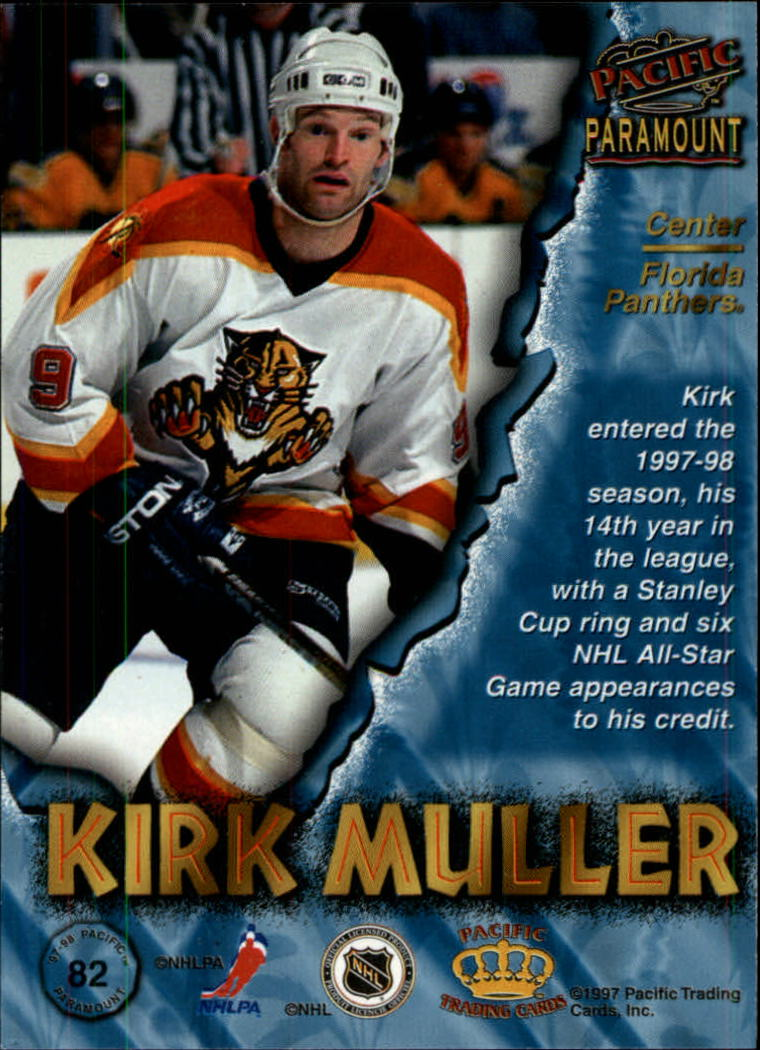 1997-98-Paramount-Hockey-Cards-Pick-From-List thumbnail 161