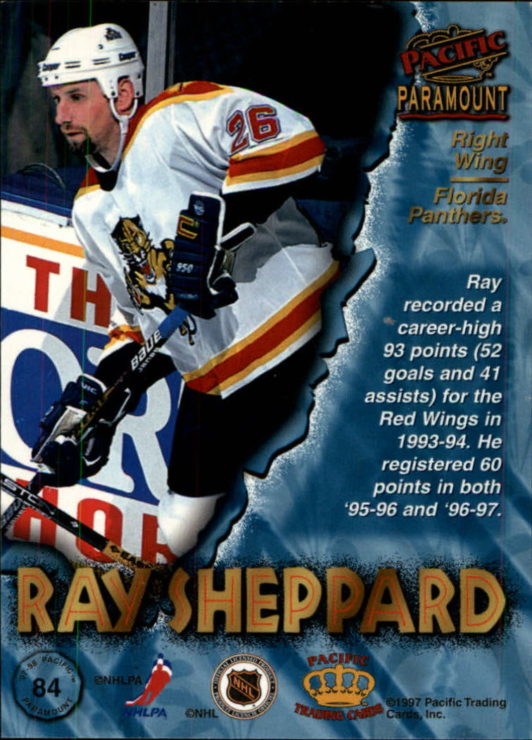 1997-98-Paramount-Hockey-Cards-Pick-From-List thumbnail 165