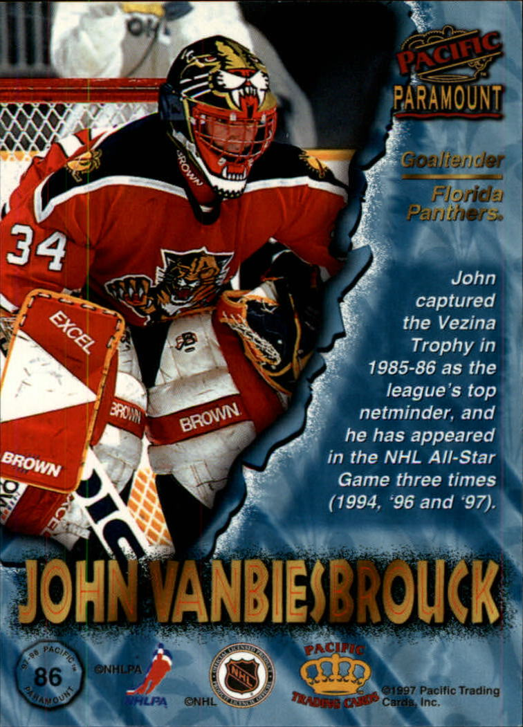 1997-98-Paramount-Hockey-Cards-Pick-From-List thumbnail 167