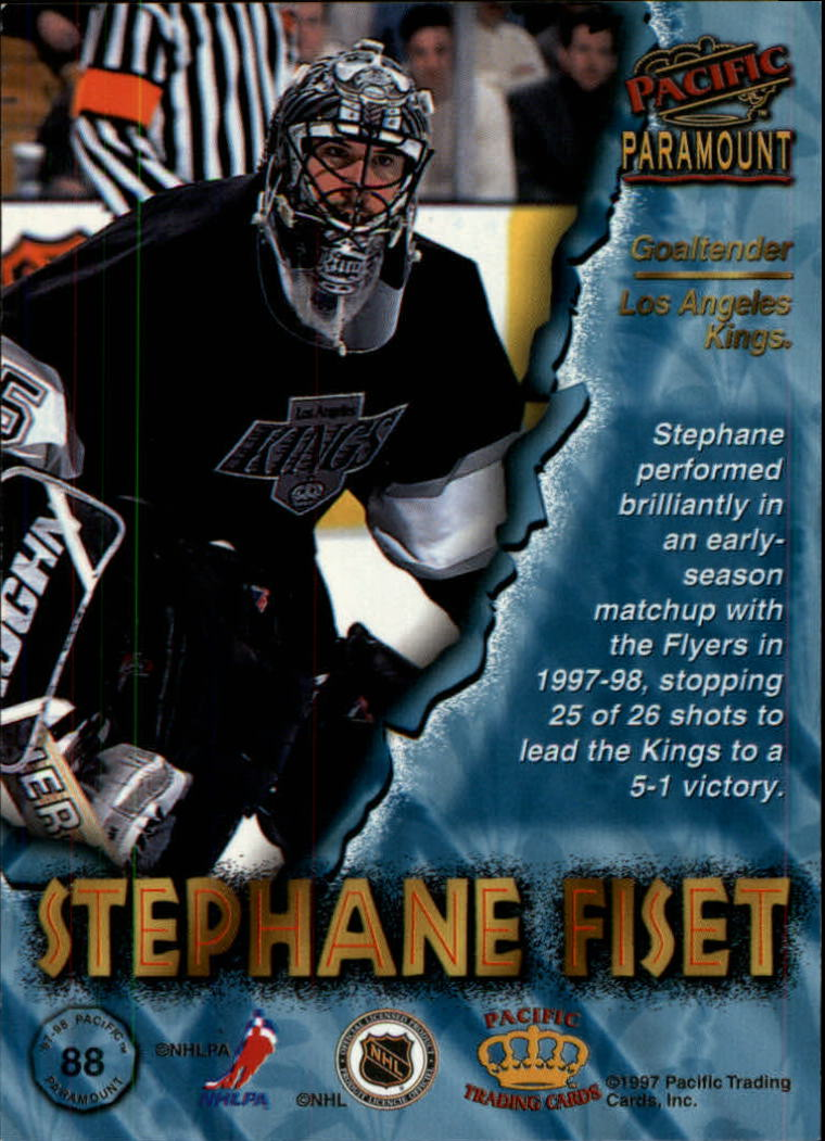 1997-98-Paramount-Hockey-Cards-Pick-From-List thumbnail 171